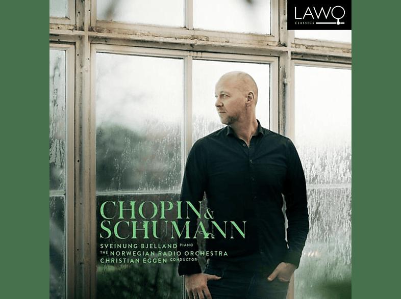 Sveinung Bjelland - Chopin & Schumann [CD]