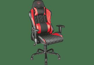 TRUST Gaming Sessel GXT 707R, schwarz/rot (22692)
