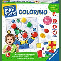 RAVENSBURGER mini steps Colorino ministeps toys, Mehrfarbig