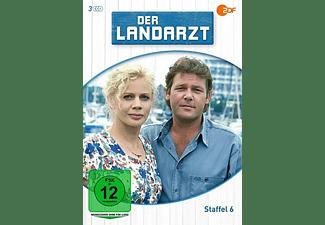 Der Landarzt - 6. Staffel DVD