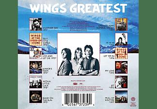Wings - Wings-Greatest (CD)  - (CD)