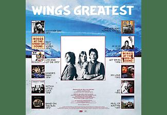Wings - Wings-Greatest (LP)  - (Vinyl)