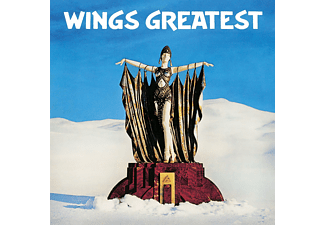 Wings - Wings-Greatest (LP)  - (Vinyl)