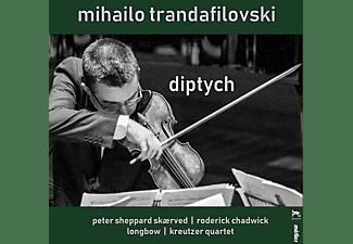 Kreutzer Quartet, Peter Sheppard-skaerved, Roderick Chadwick - Diptych  - (CD)