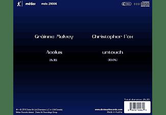 Grainne Mulvey, Christopher Fox - Aeolus / Untouch  - (CD)