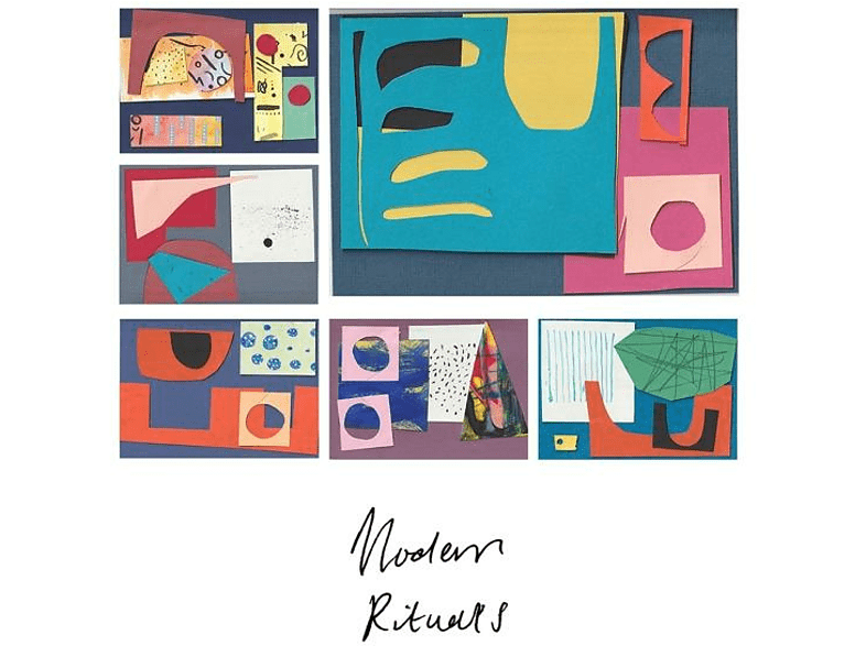 Modern Rituals - The Light That Leaks In [CD]