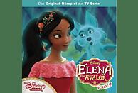Disney/Elena von Avalor - Folge 9: Zu Hause in Avalor - (CD)