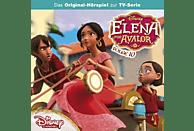 Disney/Elena von Avalor - Folge 10: Naomis Verwandlung - (CD)