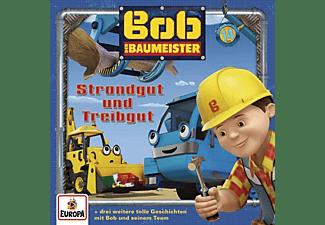 Bob Der Baumeister - 014/Strandgut und Treibgut  - (CD)