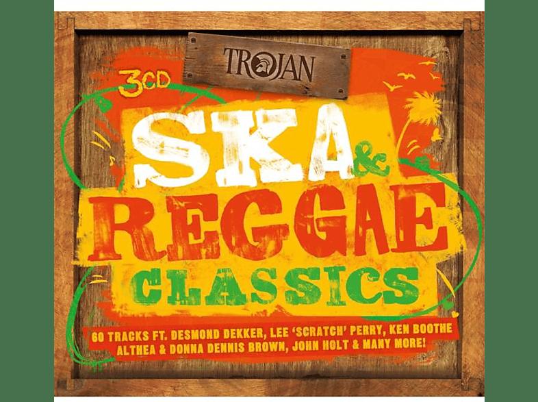 VARIOUS - Ska & Reggae Classics [CD]