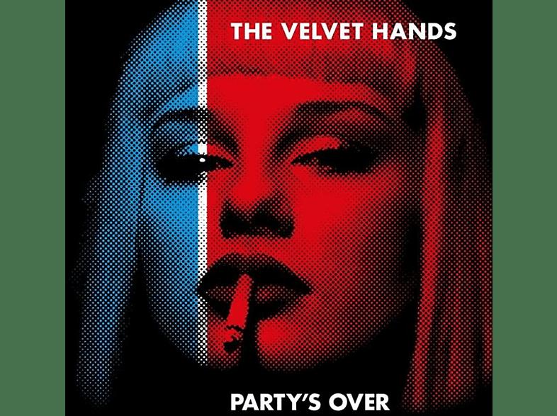 Velvet Hands - The Party's Over [CD]