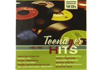 VARIOUS - Teenager Hits  - (CD)