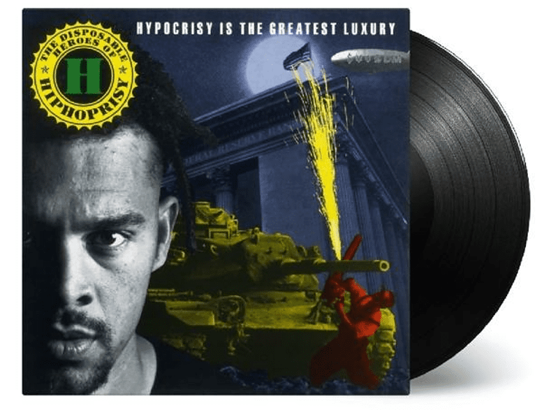 The Disposable Heroes Of Hiphoprisy - Hypocrisy Is The Greatest Luxury [Vinyl]