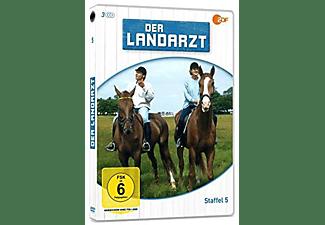 Der Landarzt - 5. Staffel DVD