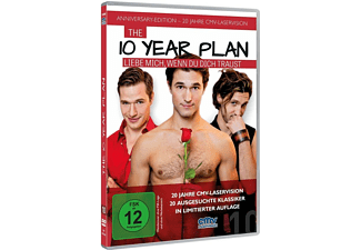 The 10 Year Plan - Liebe mich, wenn Du Dich traust DVD