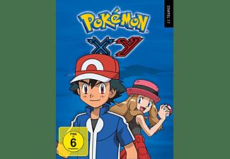 Pokémon Staffel 17: XY DVD