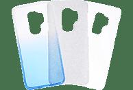 V-DESIGN VSP 031 , Backcover, Samsung, Galaxy S9+, Plastik + Thermoplastisches Polyurethan, Blau
