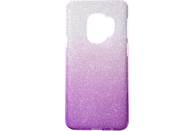 V-DESIGN VSP 030 , Backcover, Samsung, Galaxy S9, Plastik + Thermoplastisches Polyurethan, Viollet