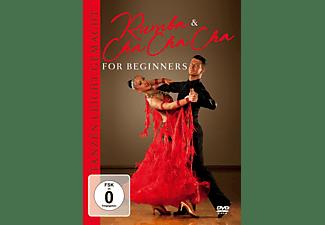 Rumba & Cha Cha Cha For Beginners DVD