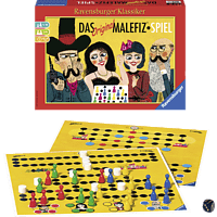 RAVENSBURGER Das Original Malefiz Spiel Ravensburger® Klassiker