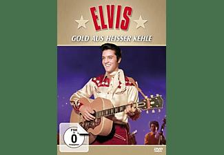 PRESLEY ELVIS - Elvis: Loving you - Gold aus heißer Kehle  - (DVD)