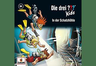 Die Drei ??? Kids - 064/In der Schatzhöhle  - (CD)