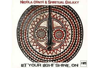 Nicola Conte, Spiritual Galaxy - Let Your Light Shine On  - (CD)