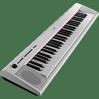 YAMAHA Piaggero NP-12WH Tragbares E-Piano/Keyboard
