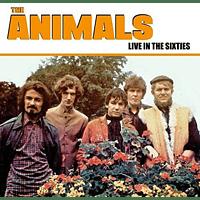 The Animals - Live In The Sixties (Lim.180 Gr.Orange 2lp) [Vinyl]