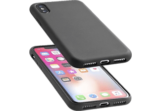 CELLULAR LINE Backcover Sensation für Apple iPhone Xs, iPhone X, schwarz