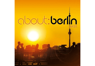 VARIOUS - About: Berlin Vol: 20  - (CD)