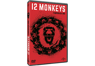 SONY PICTURES Tv 12 Monkeys T1 (Dvd)