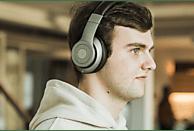 ISY IBH-6500-BK, On-ear Kopfhörer Bluetooth Schwarz