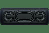 SONY SRS-XB41 Wireless Party Chain Bluetooth Lautsprecher, Schwarz, Wasserfest