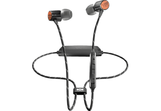 HOUSE OF MARLEY Uplift 2 BT - Auricolare Bluetooth (In-ear, Nero)