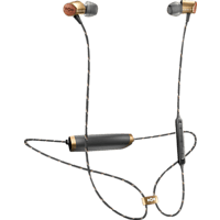MARLEY Uplift 2, In-ear Kopfhörer Bluetooth Messing