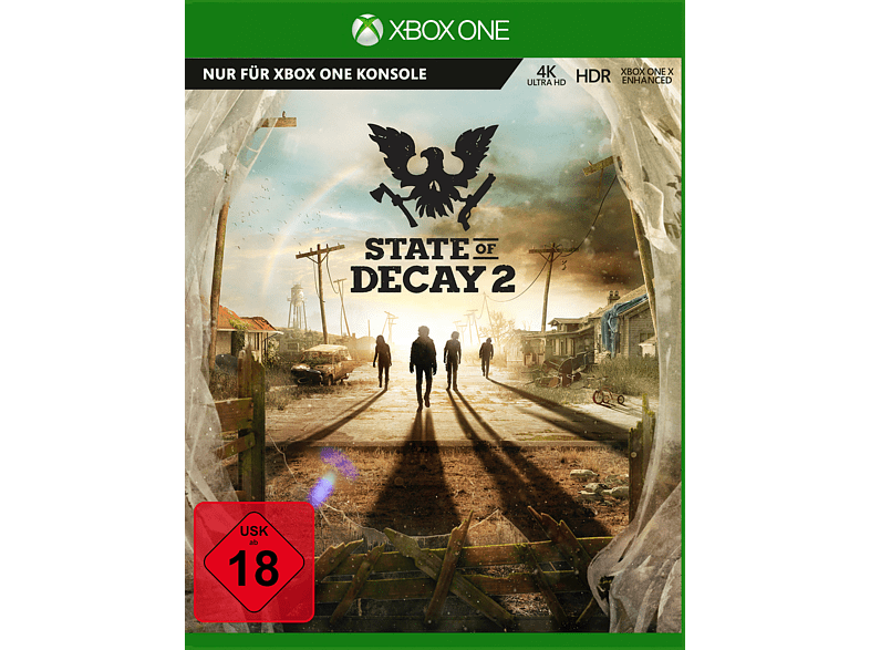 State of Decay 2 - Standard Edition [Xbox One]