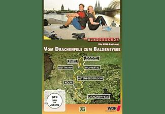 Vom Drachenfels zum Baldeneysee - Die NRW-Radtour - Wunderschön! DVD
