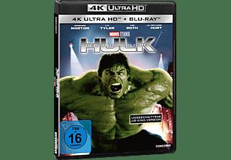 Der Unglaubliche Hulk (Ungeschnittene Fassung/Special Edition) 4K Ultra HD Blu-ray + Blu-ray