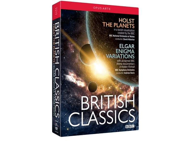 Bbc Symphony Orchestra Sir Andrew D - British Classics [DVD]