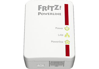 AVM FRITZ!Powerline 510E Set Powerline Adapter 500 Mbit/s kabelgebunden