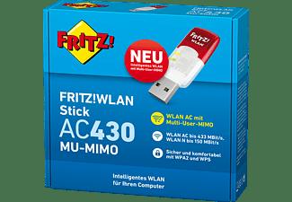 AVM FRITZ!WLAN Stick AC 430 MU-MIMO WLAN USB Adapter