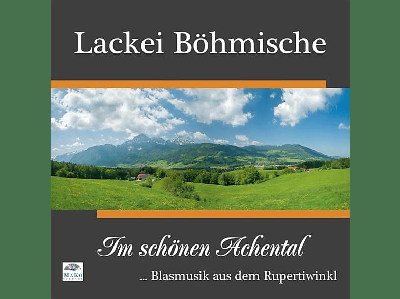 Lackei Böhmische - Im schönenAchental [CD]