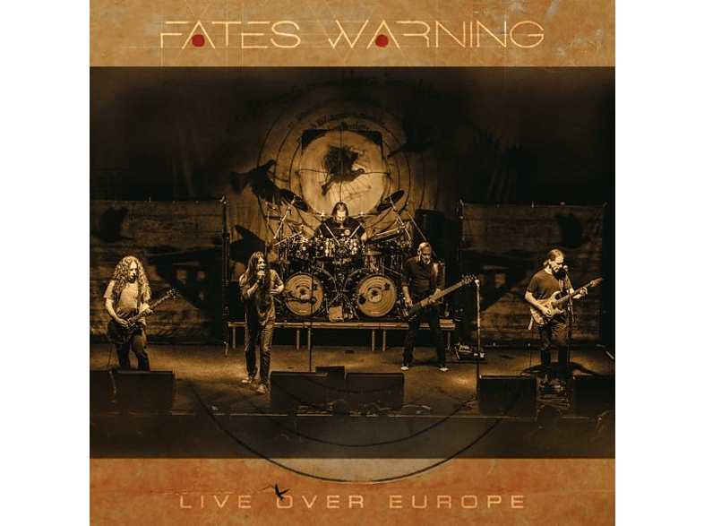 Fates Warning - Live Over Europe [Vinyl]