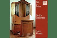 Christine Schornsheim - Musik Im Bachhaus: Historische Tasteninstrumente [CD]