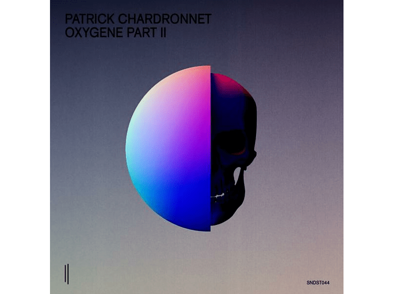 Patrick Chardronnet - Oxygene Part II (Ltd.Onesided White Vinyl 12'') [Vinyl]