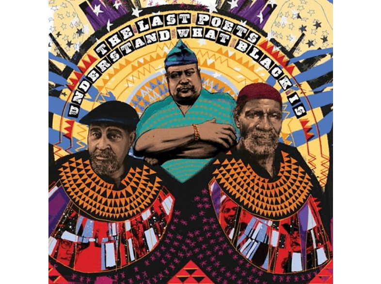 The Last Poets - Understand What Black Is [CD]