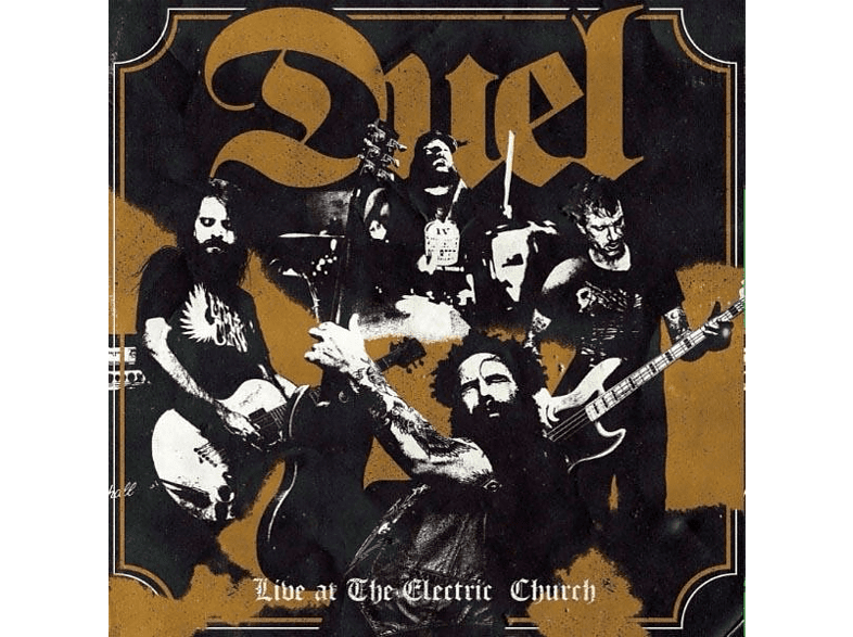 Duel - Live At The Electric Church [CD]