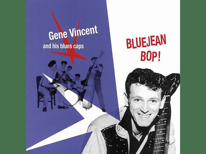 Gene & His Blue Caps Vincent - Bluejean Bop [Vinyl]