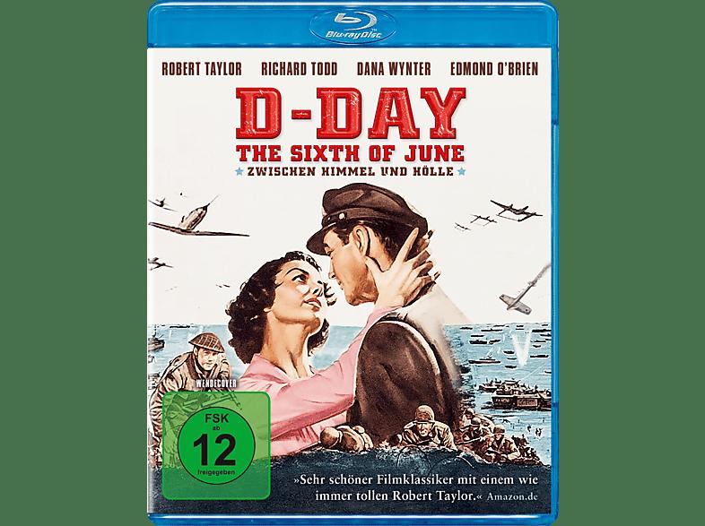 D-Day – The Sixth of June - Zwischen Himmel und Hölle [Blu-ray]